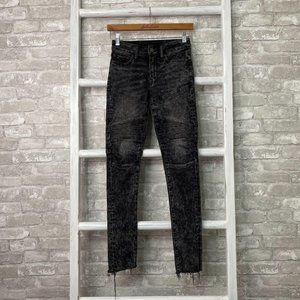 American Eagle Stacked Skinny Jeans Size 26 x 28
